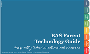 BAS Parent Tech Guide